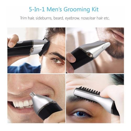 kit  recortador barba suprent 5 en 1 entrega 12 dias