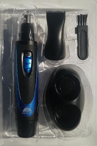 kit recortador de nariz, barba, patillas y oreja