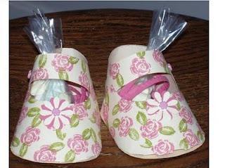 kit recuerdos zapatitos baby shower recuerdos bebe tarjetas