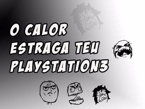 kit refrigeração playstation3 superslim, slim e fat