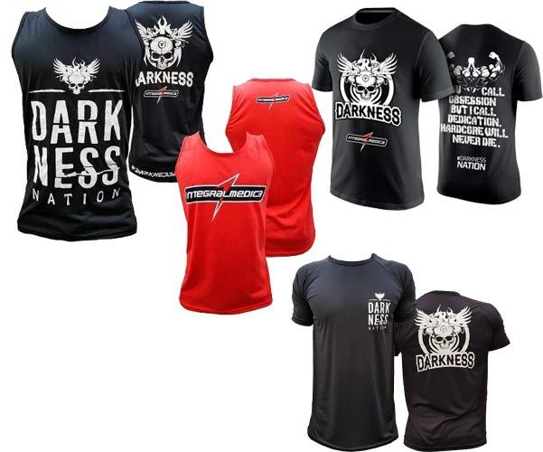 5803964dcb Kit Regata Darkness Nation + Camisetas Integralmedica - R  170