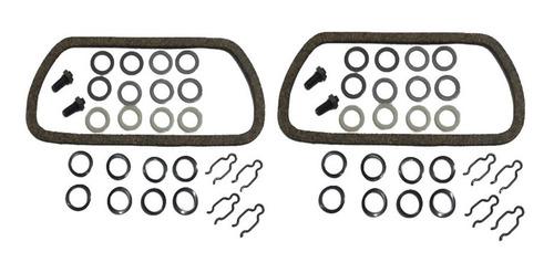kit regulagem de válvula cabeçote kombi antiga 040198407 vw