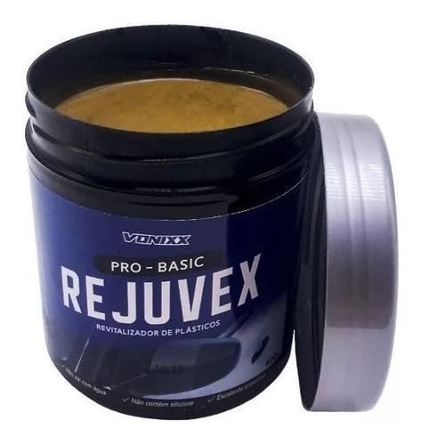 kit rejuvex 400g + limpador apc multiação 500ml
