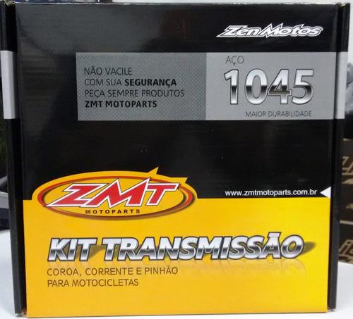 kit relacao yamaha crypton 115 2012 2013 2014 2015 2016 0264