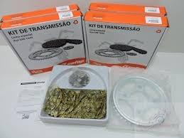 kit relação cofap corrente coroa pinhão honda cg titan 150