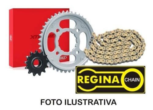 kit relação vaz regina bmw f800gs f800 gs adv c/ retentor