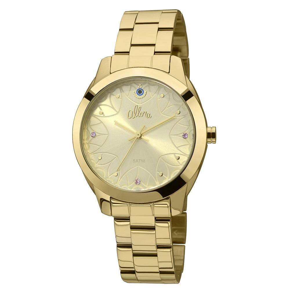 8013e0882937a kit relógio allora segredos do oriente dourado al2035fcm k4x. Carregando  zoom.