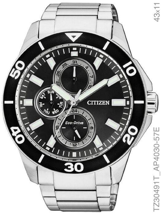 8a6692b1f57 Kit Relogio Citizen Eco Drive Ap4030-57e Tz30491t + Óculos - R  649 ...