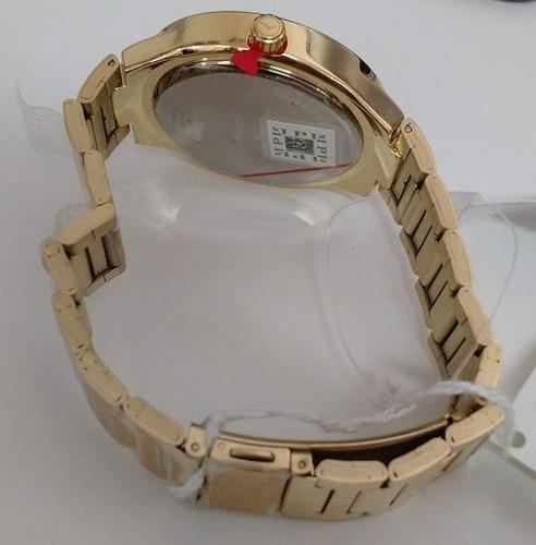 kit relogio condor original nfe mod. co2115up/k4m mais jóias