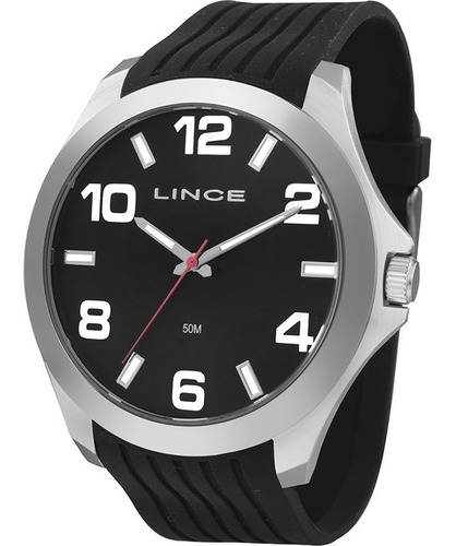 kit relógio lince masculino mrp4547l p2px