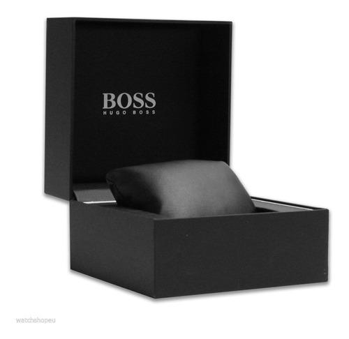 kit relógio masculino hugo boss + oculos de sol hugo boss to