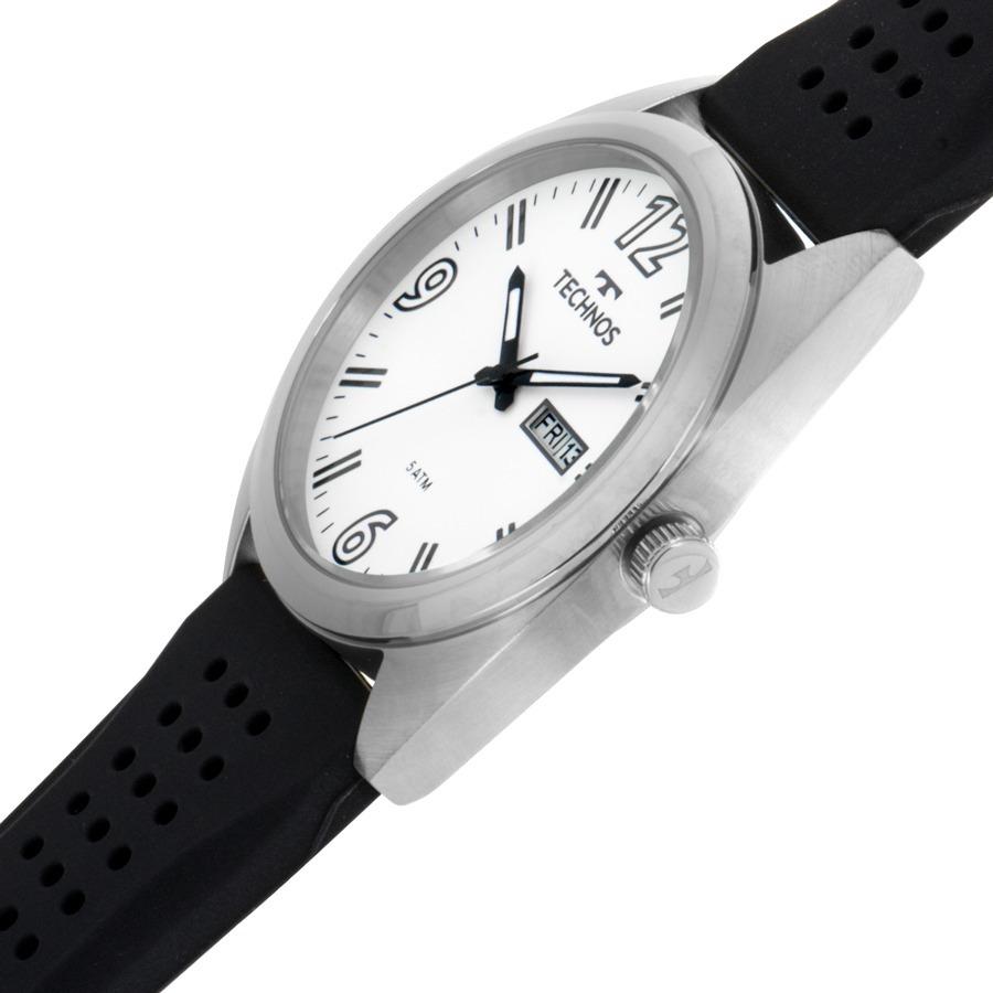 kit relógio masculino technos brinde mochila nfe advert2305a. Carregando  zoom. 2dc4222860