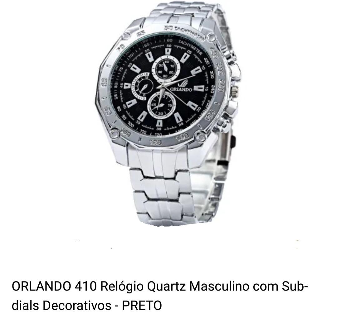 aadf121ddc9 kit relógio masculinos orlando + lvpai + valia. Carregando zoom.