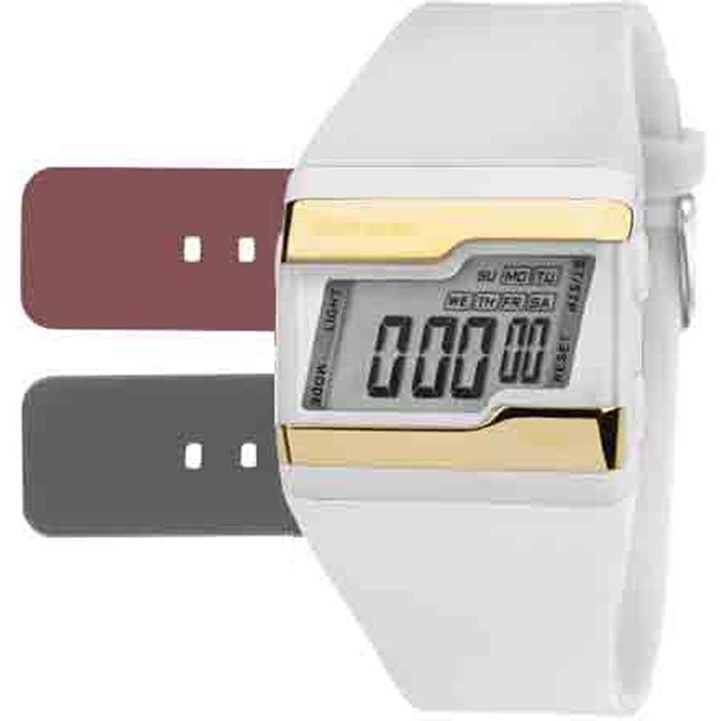 5540d083bd098 Kit Relógio Mormaii Acquarela Fzv8z - R  120,00 em Mercado Livre
