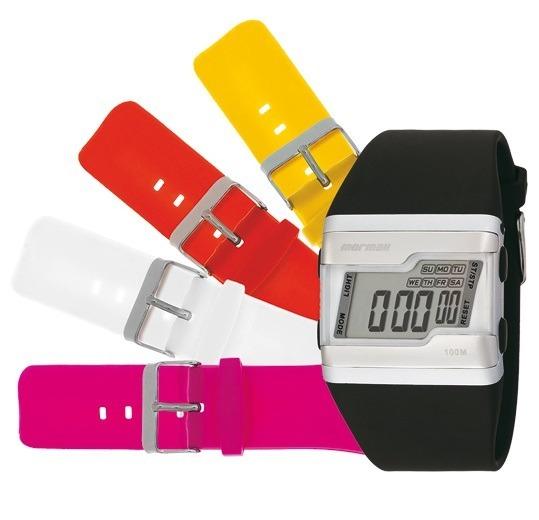 0d787f87dbb Kit Relógio Mormaii Feminino Aquarela Fz t8q Digital - R  158