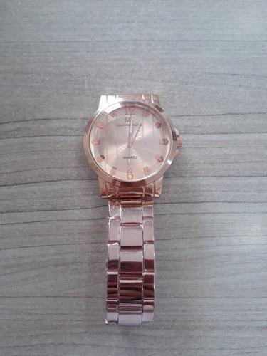 kit relógio + pulseira