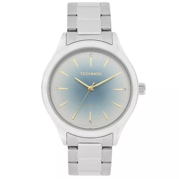 Kit Relógio Technos Feminino Fashion Trend 2035mex k1a - R  279,00 ... 0e5d6109b1