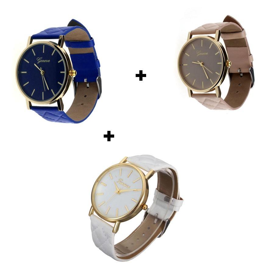 668ada9121e kit relógios femininos bonitos e baratos super promoção. Carregando zoom.