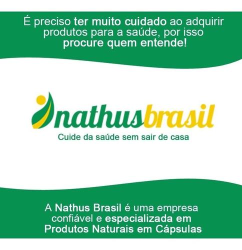 kit remedio natural para circulação ginseng 240 capsulas