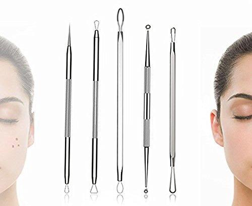 kit removedores de acné, espinillas, barros sin dejar marca