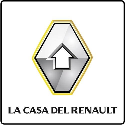 kit renault 18 optica + faro giro + parrilla + rombo