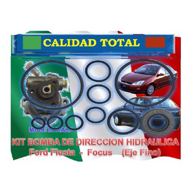 Kit Reparacion Bomba Dirección Ford Fiesta-focus (eje  Fino)