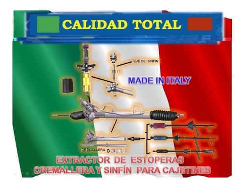 kit reparacion cajetin direccion renault sandero 2006-2009