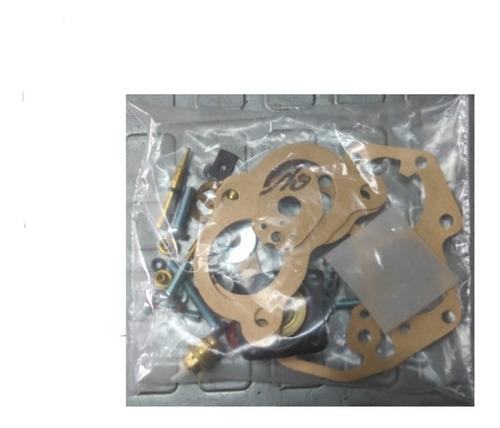 kit reparación carburador, chevette 1600cc, adir-218