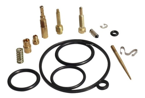 kit reparacion carburador honda c90 cub 90 punzua junta