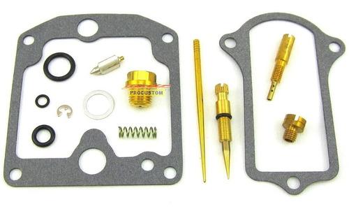 kit reparacion carburador kawasaki kz1000 kz punzua chicler