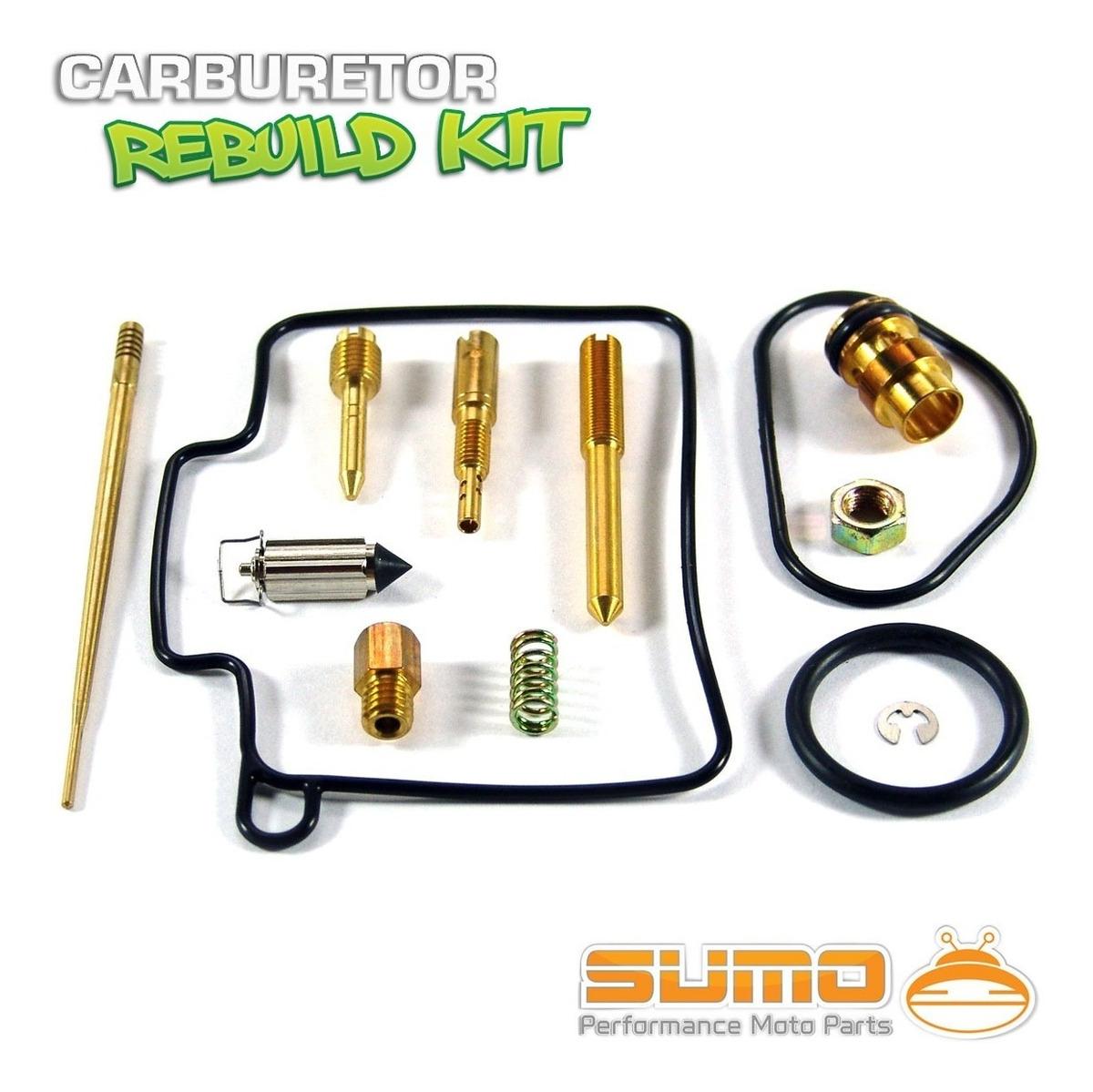 Kit Reparacion Carburador Suzuki Rm 125 (2001-2006) Rm125