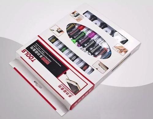 kit reparación desarmadores iphone herramienta celulares tab