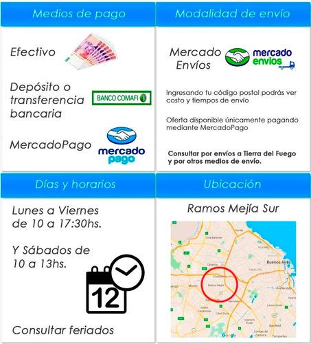 kit reparacion maquina levanta vidrio peugeot 207 electrica