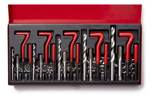 kit reparador roscas insertos machos mechas x 131 pzs bremen cod. 6655 dgm