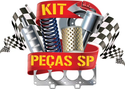 kit reparo carburador monza 85/86 1.8 alcool solex blfa