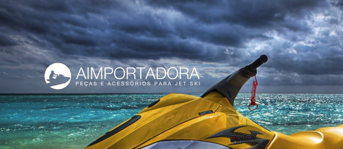 kit reparo supercharger turbina jet ski sea doo + rotor