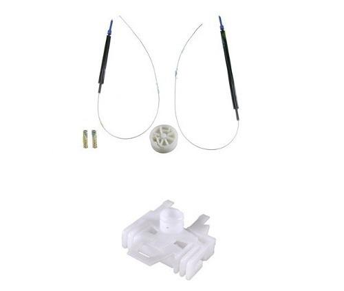 kit reparo vidro eletrico marea - 4 portas frete gratis!