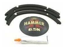 kit reparo woofer eros hammer 6.5k 3250 rms 2 ohms 12 pol.