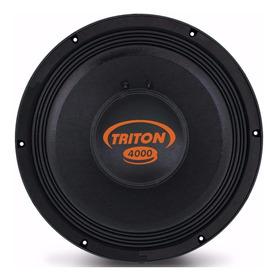 Kit Reparo Woofer Tr4000 Triton 12 Polegadas 4000w Rms 2 Ohm