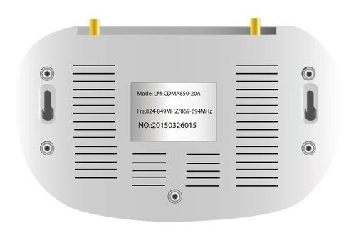 kit repetidor amplifica señal celular 4g lte instalable
