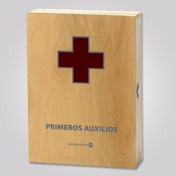 kit reposición para botiquin primeros auxilios 30 elementos