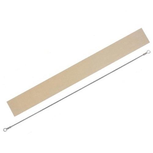 kit resistencia y teflón de repuesto para selladora de 30 cm