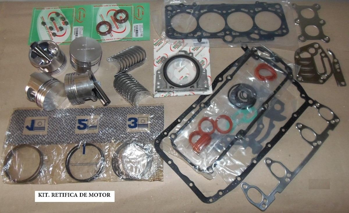 Kit Retifica Do Motor Kia Sephia V Dohc B D Nq Np Mlb F