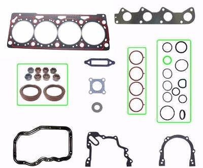 kit retifica motor aço c/ ret spacefox vht ea111 1.6 8v 06/