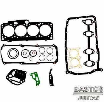 kit retifica motor audi a3 a4 1.6 8v