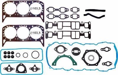 kit retifica motor s10 blazer 4.3 v6 262 vortec 12v 96/00