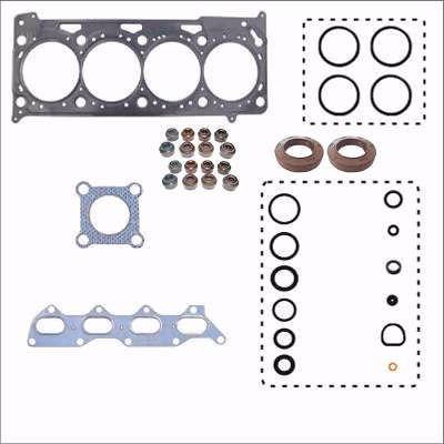 kit retifica motor superior aço c/ ret golf sr bora 1.6 16v