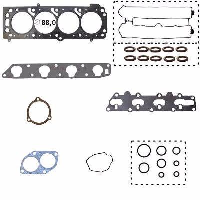 kit retifica motor superior s10 blazer 2.0/2.2.2.4 16v 97/