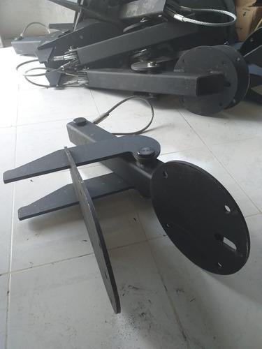 kit retractil con cable para remolque