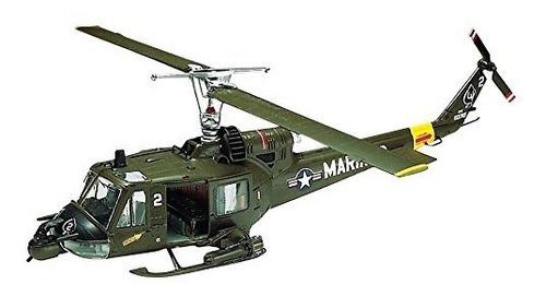 kit revell 148 huey hog helicóptero plástico modelo